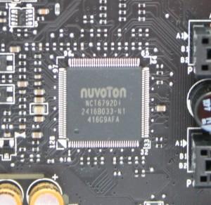 Nuvoton NCT6792D - Super I/O
