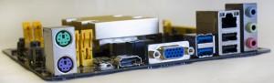 A68N-5000 - I/O Ports