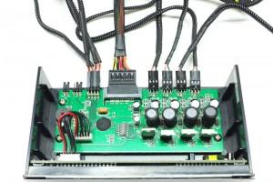 Scythe Kaze Master Flat II + all wires