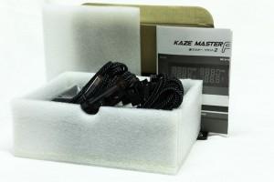 Scythe Kaze Master Flat II packing