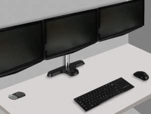 Saving Desk Space