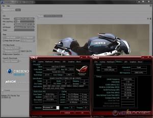 CB R10 @ 4.75 GHz CPU / 3000 MHz Memory