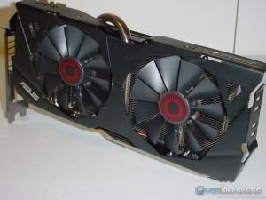 Strix GTX 980 Side View