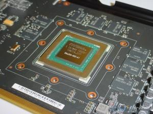 NVIDIA GM204 GPU Core and Samsung Memory
