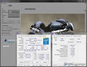 CB R10 @ 3.5 GHz CPU / 2400 MHz Memory