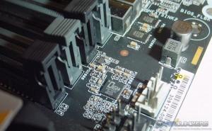 Left Side Memory Bank DIGI+ VRM Controller