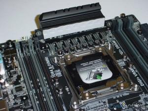 MOSFET Heatsink Removed
