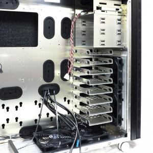Eight HD Trays