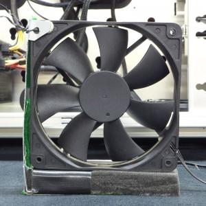 Fan on Test Stand