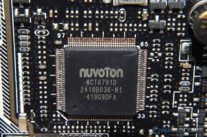 nuvoTon NCT6791D Chip