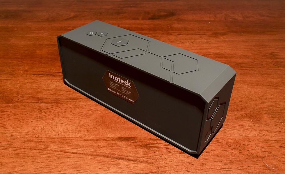 BTSP-10 Speaker - Rear