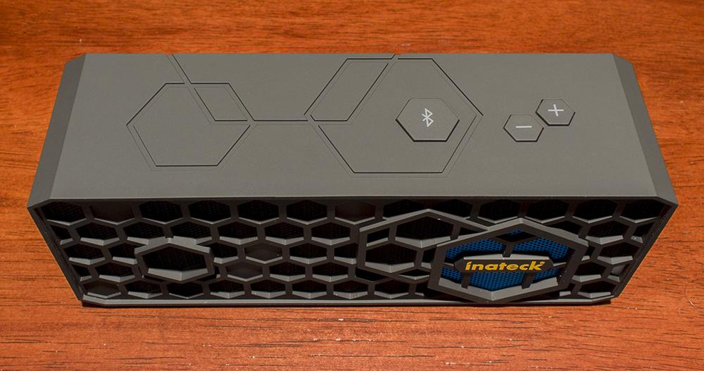 BTSP-10 Speaker - Top