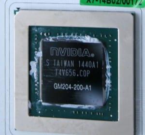 GM204-200 Core