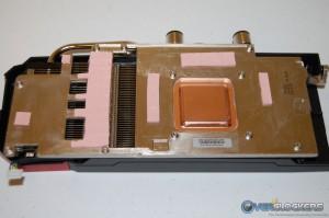 DirectCU H2O Copper Base Plate / Thermal Pads
