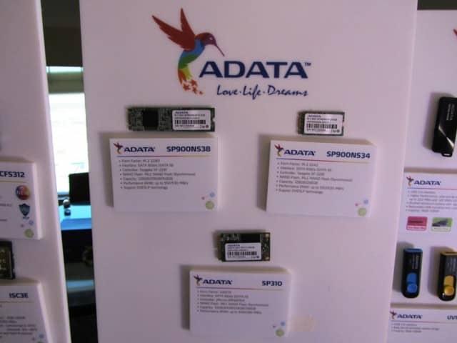 M.2 and mSATA SSDs