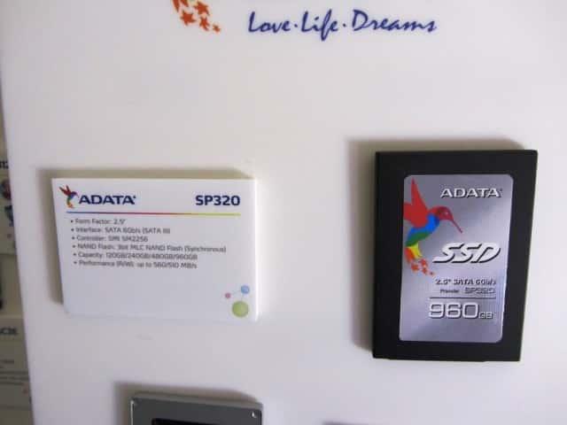 SP320 SSD