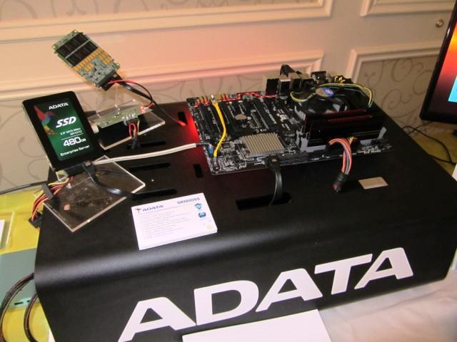 Industrial Server Grade SSD in Action