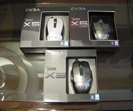 Torq X3 and Torq X5 Mice