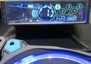 Touch Screen Fan Controller