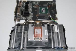 DCUII Cooler Removed