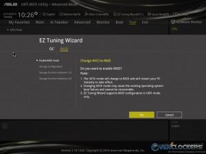 EZ Tuning Wizzard - Raid