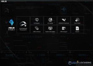 AI Suite 3 Navigation Page