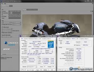 CB R10 @ 4.75 CPU / 3000 MHz Memory
