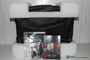 Cloth Bag and Styrofoam Protection