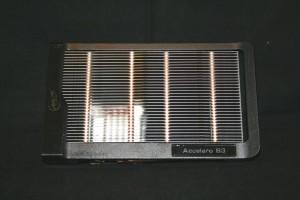 Accelero S3 - Front