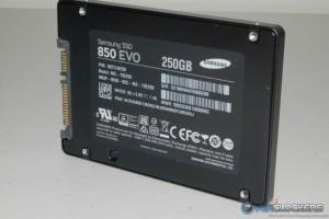 Samsung EVO Bottom Side