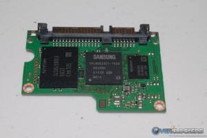 Samsung Evo 250 GB PCB