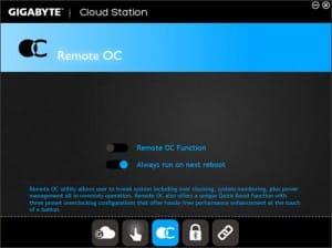 Remote OC