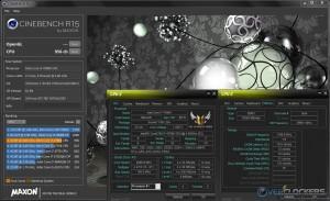 CB R15 @ 4.7 GHz CPU / 2400 MHz Memory