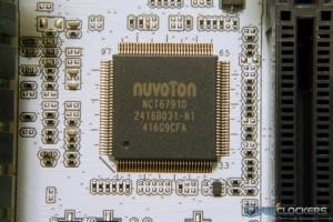 nuvoTon Super I/O Controller