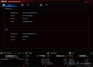 System Information - Motherboard