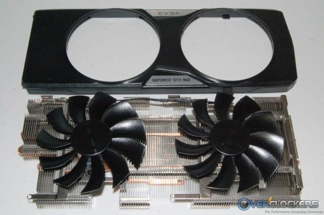 Fan Shroud Removed