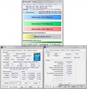 MaxxMEM @ 4.7 GHz CPU / 2400 MHz Memory