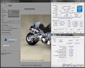 CB R10 @ 4.4 GHz CPU / 2400 MHz Memory