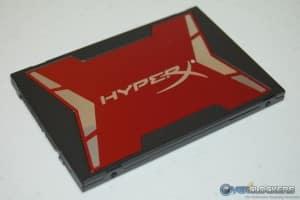 HyperX Savage Top Side