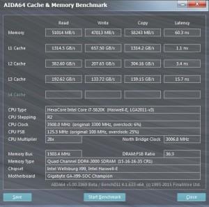 AIDA64 - Stock