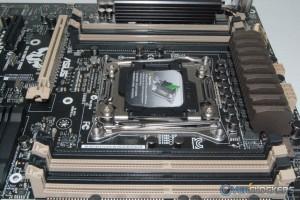 CPU Socket and DIMM Slots