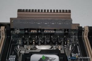 MOSFET Heatsink - Top Portion