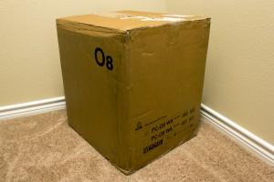 PC-O8 Shipping Box