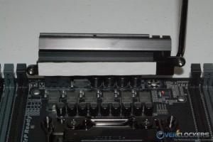 MOSFET Heatsink Exposed