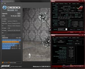CB R11.5 I7 4790K @ 4.8 GHz