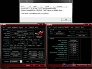 PoV Ray - i7 4790K @ 4.8 GHz