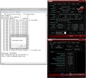 SuperPi 1M - i7 4790K @ 4.8 GHz
