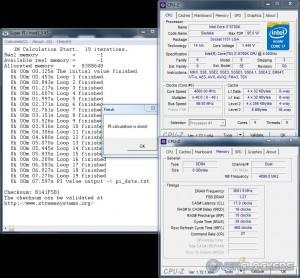 SuperPi 1M - i7 6700K @ 4.8 GHz