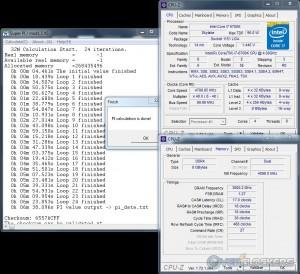 SuperPi 32M i7 6700K @ 4.8 GHz