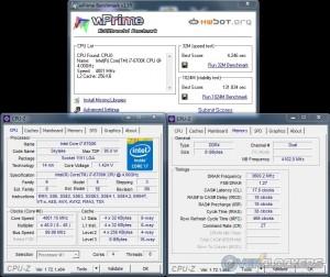 wPrime - i7 6700K @ 4.8 GHz